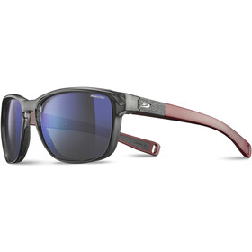 Julbo Paddle Octopus Aurinkolasit Miehet, translucent black/burgundy